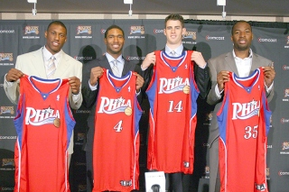 e0308d04b9d Maybe it s the red uniforms… « Sixers 4 guidos